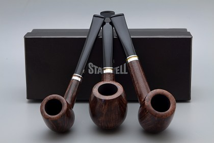 Трубки Stanwell Trio Brown Pol