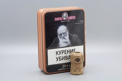 Трубочный табак Samuel Gawith Limited Edition 2014 (100 гр)